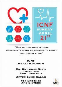 ICNF Health Forum