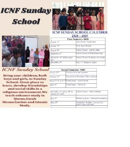 Sunday School @ ICNF