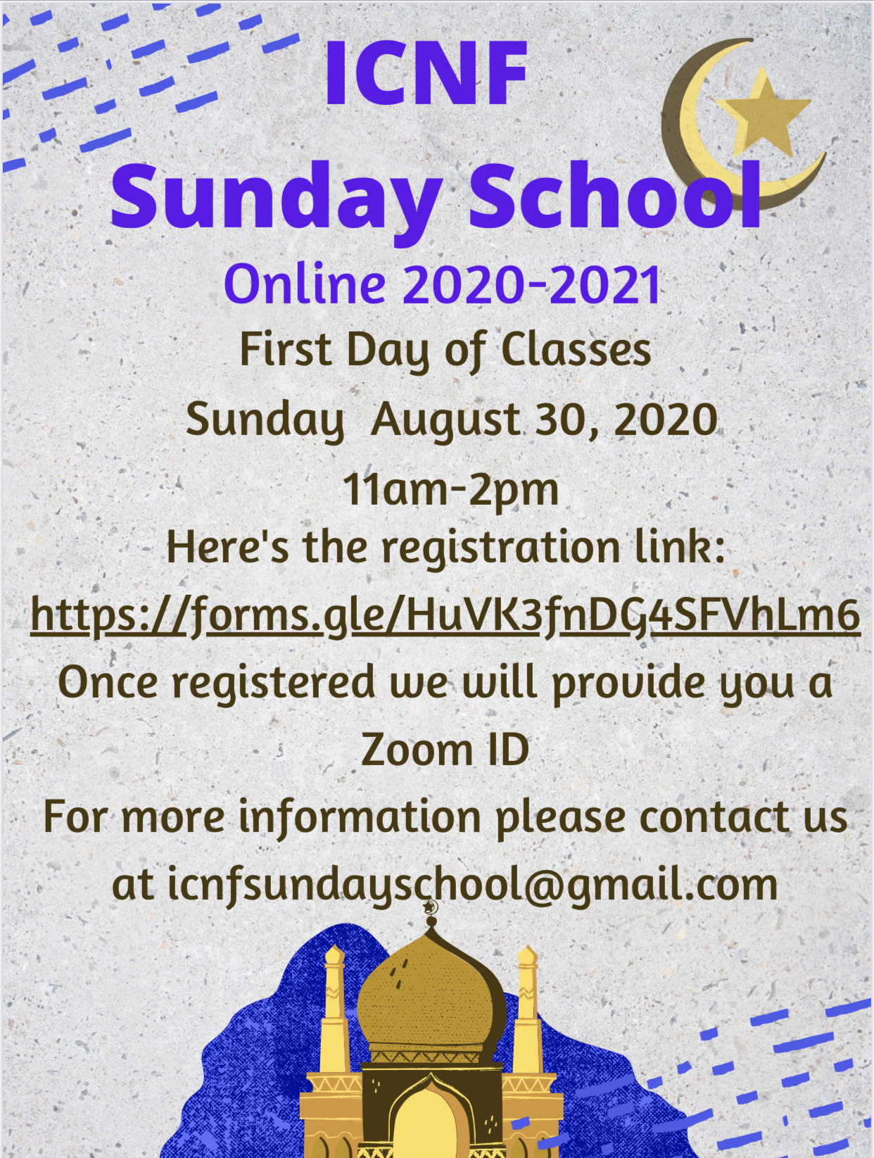 Click here Online Registration Link https://forms.gle/HuVK3fnDG4SFVhLm6